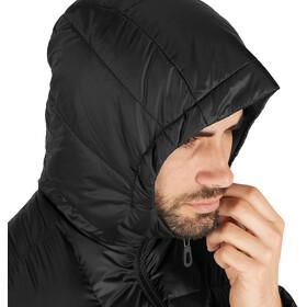 Salomon Transition Veste à capuche en duvet Homme, black
